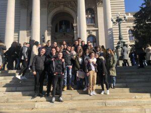 Посета Народној Скупштини